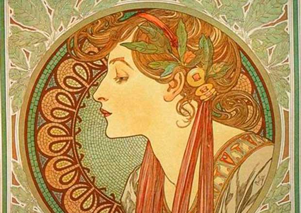 Curso de verano 2020 presencial/online. IMÁGENES QUE CONSTRUYEN MUJERES: DEL CAMAFEO AL CÓMIC. Mosaico perfil mujer.