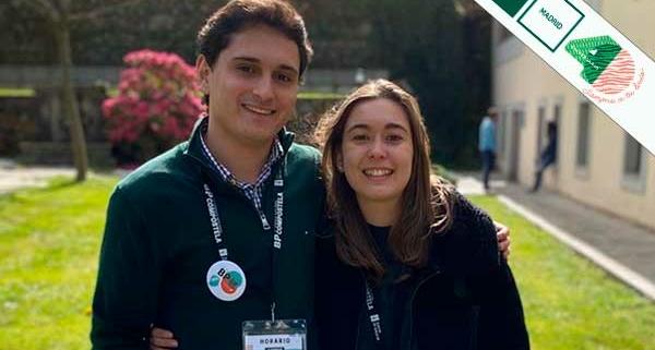 Belén Montes de UNED Madrid Ganadora del Torneo BP Compostela